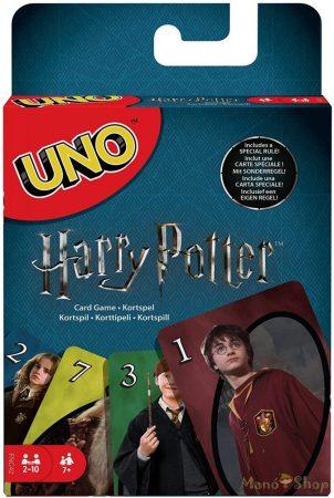 Harry Potter Uno kártya