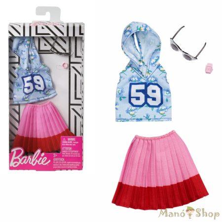 Barbie ruha szett (FXJ10)