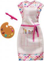 Barbie karrier ruhák - festő