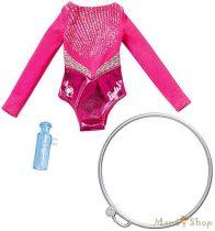 Barbie karrier ruhák - tornász