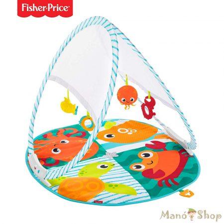 Fisher-Price Halacskás praktikus játszószőnyeg