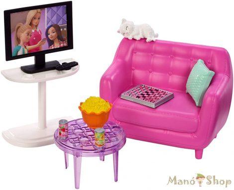 Barbie beltéri bútor - Kanapé