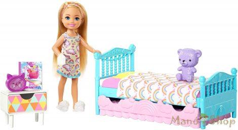 Barbie Chelsea Club hálószoba készlet