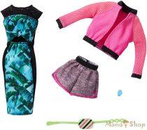 Barbie ruha szettek 2-es csomag (GHX63)