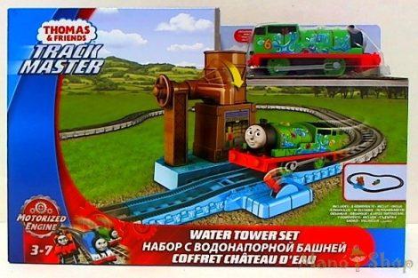 Thomas TrackMaster Percy Víztorony alapkészlet