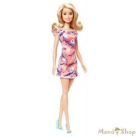 Barbie Szőke hajú baba mini ruhában