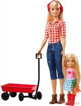 Barbie és Chelsea Móka a farmon