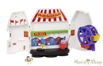 Toy Story 4 mini figurák Buzz Lightyear játékszett