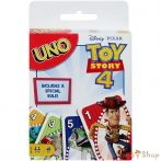 Toy Story 4 Uno kártya