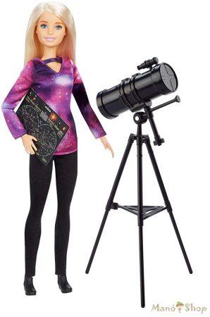 Barbie National Geographic baba - Asztrofizikus