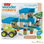 Fisher-Price Wonder Makers Tengerparti bungaló