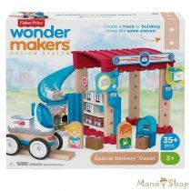 Fisher-Price Wonder Makers Posta