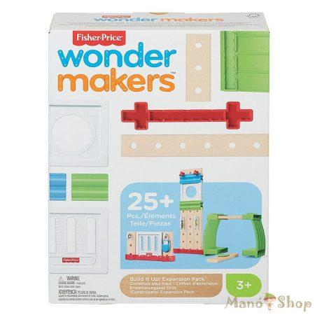 Fisher-Price Wonder Makers Építő kiegészítők készlet