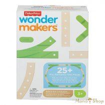 Fisher-Price Wonder Makers Útépítő kiegészítők készlet