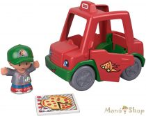Fisher-Price Little People Pizzafutár