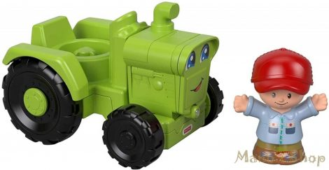 Fisher-Price Little People Traktor