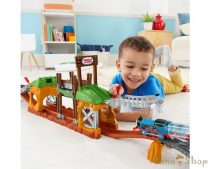 Thomas Track Master lépegető híd pályaszett