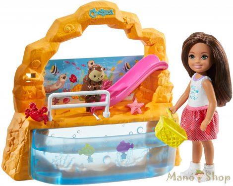 Barbie Chelsea Club Akvárium  készlet
