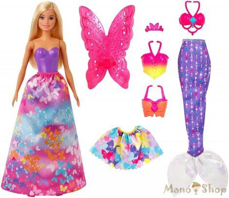Barbie Dreamtopia szett