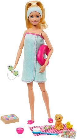 Barbie Wellness baba kiegészítőkkel