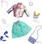 Barbie Princess Adventure - Divatcsomag kiskedvenccel GML65