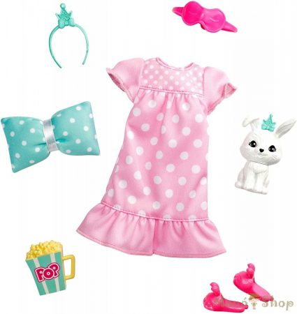 Barbie Princess Adventure - Divatcsomag kiskedvenccel GML66