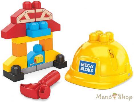 Mega Bloks első építkezésem kezdő szett