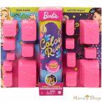 Barbie Color Reveal Ultimate meglepetés szett - Kutyapark és Mozizás