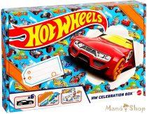 Hot Wheels - Meglepetés doboz 6 db kisautóval (GWN96)